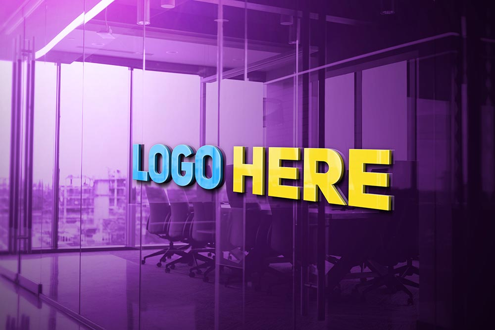 3D-Glass-Logo-Mockups-www.mockuphill.com